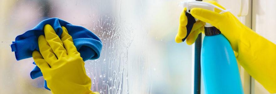 Laver efficacement ses vitres